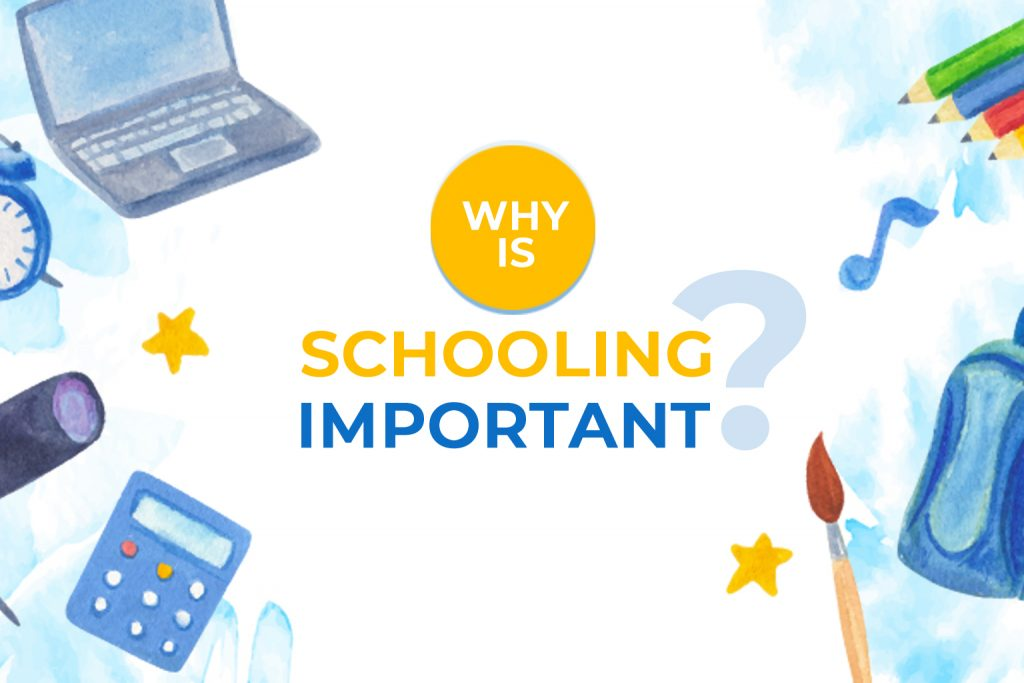 Why is schooling important? Learn more about benefits of online schooling.